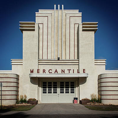 Photograph - Mercantile by Bud Simpson