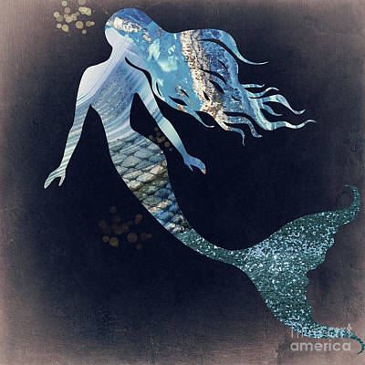 Painting - Mermaid II by Mindy Sommers
