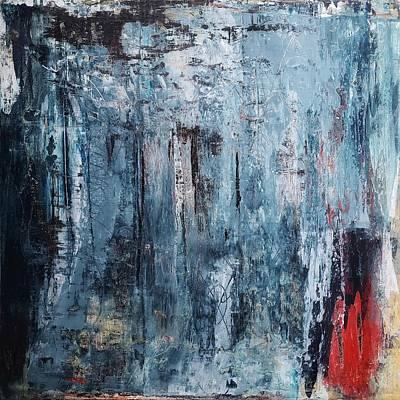 Painting - Weathering Heights by Eliaichi Kimaro