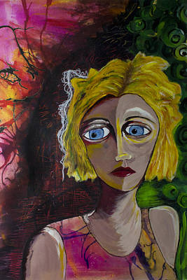 Bronwen Heilman: Woman Art