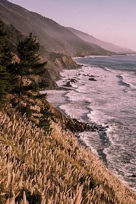 Photograph - Big Sur Coast I by Mercedes Noriega