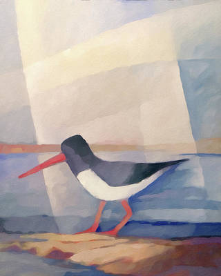 Designs Similar to Oystercatcher Painting 2