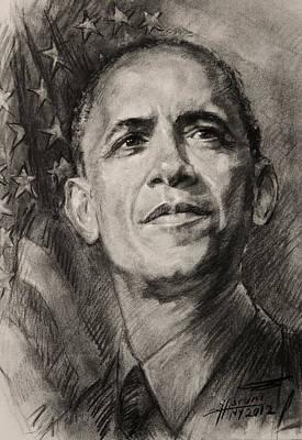 Barack Obama Drawings