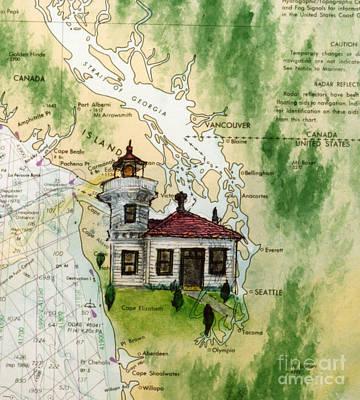 Mukilteo Lighthouse Paintings