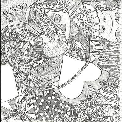 Heart Original by Philip  Peinado