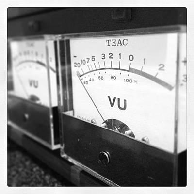 Gears Photograph - :-) #audio #gear #teac by Marc S