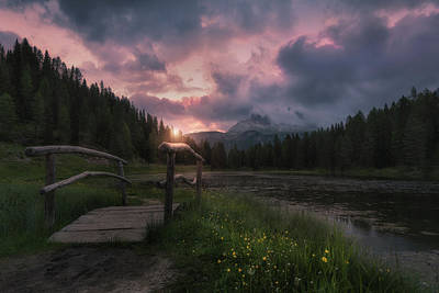 Cloudy Photograph - [ ] by David Mart?n Cast?n