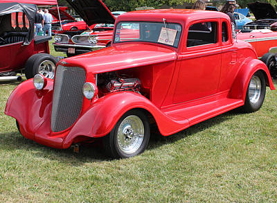 1934 Dodge Coupe Original