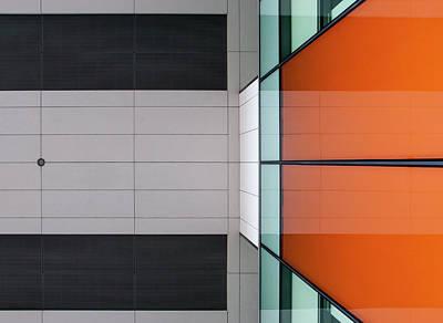 Grid Photograph - .   __ by Henk Van Maastricht