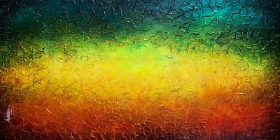 Basic Painting -  ' Transitions' by Michael Lang