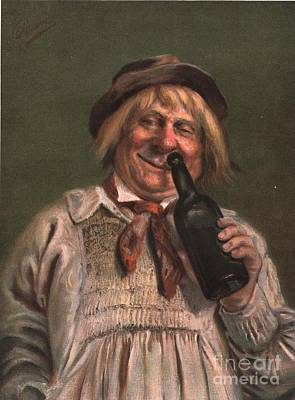 1890s Uk Expressions Smell Drunks Art Print by The Advertising Archives