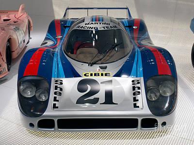 1971 Porsche 917 Lh Coupe Art Print
