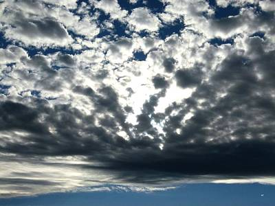 Photograph -  A Glorious Cloudscape by Will Borden