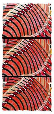 Abstract Fusion 204 Art Print