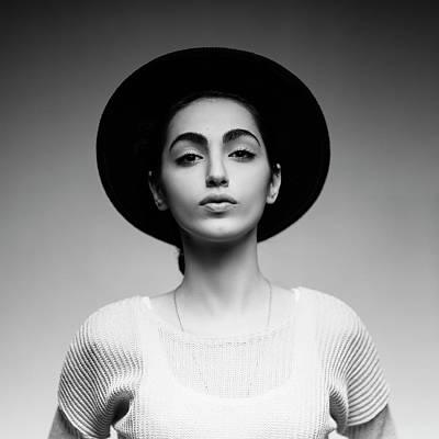 Model Photograph - .. by Amin Hamidnezhad