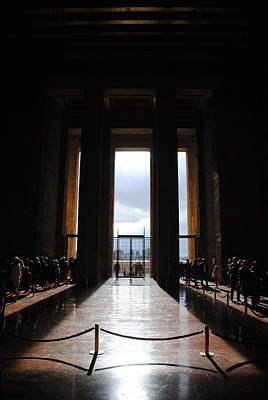 Photograph -  Ataturk Mausoleum - Long View by Jacqueline M Lewis