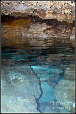 Photograph -  Azul Cristal by Agus Aldalur