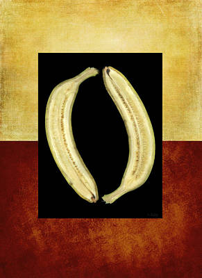 Photograph -  Banana Bo Bana by Fran Riley