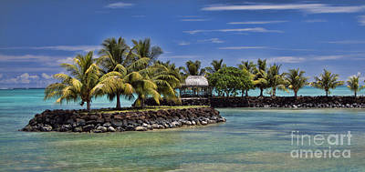 Photograph -  Beautiful Samoa by Karen Lewis