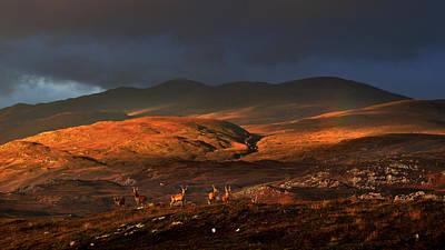 Photograph -  Beinn A' Bha' Ach Ard by  Gavin Macrae