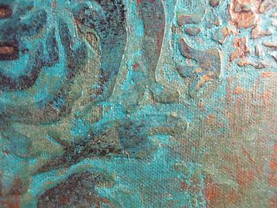 Painting -  Birth by Cheri Stripling