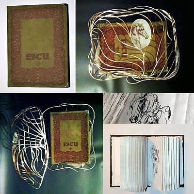 Mnm Mixed Media -  Book 4 Of 11 by Nicu Dumitrescu