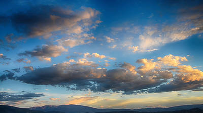 Photograph -  Breathtaking Colorado Sunset 2 by Angelina Tamez