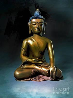 Buddha Original by Andrzej Szczerski