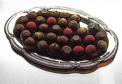 Photograph -  Chocolates by David Pantuso