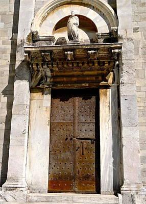 Doorway To The Duomo Original