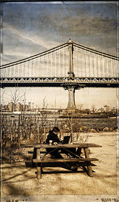 Photograph -  Dumbo by Frank Winters