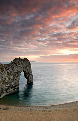 Triassic Photograph -  Durdle Door  by Ollie Taylor