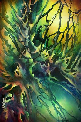 ' Earth' Art Print by Michael Lang
