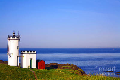 Photograph -  Elie Lighthouse by Craig B