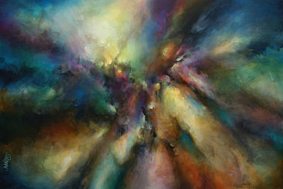 ' Endless Journey ' Art Print by Michael Lang