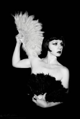 Photograph -  Feather Dancer by Beverly Cash