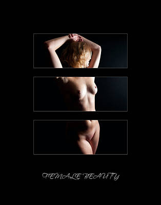 Naked Vagina Photograph -  Female Beauty 14 by Jochen Schoenfeld