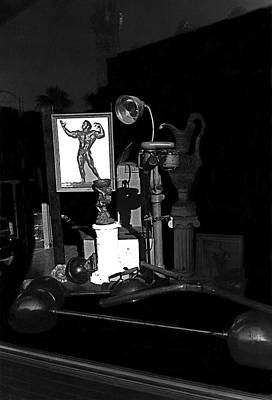 Caravaggio -  Film Noir Richard Widmark Night And The City 1950 1 Johnny Gibson Health And Gym Equipment Tucson  by David Lee Guss