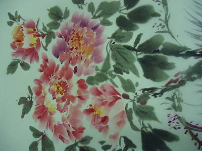 Flower 0725-2 Art Print