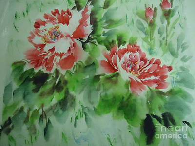 Flower0728-5 Art Print