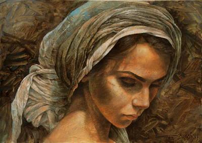 Girl In A Turban Original