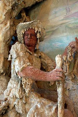 Photograph -  Grotto Figurine by Caroline Stella