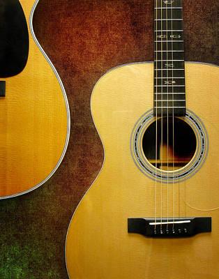 Photograph -  Guitarssss by David and Carol Kelly