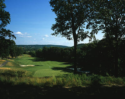 Patriot Hills Photograph -  Hills Golf Club by Stephen Szurlej