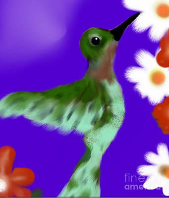 Beers On Tap -  Hummingbird by Rebeccaj Justice