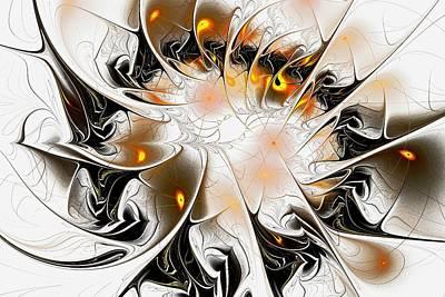 Ignition Art Print