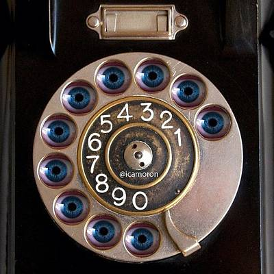 Follow Photograph - . Introducing The New Eyephone by Cameron Bentley