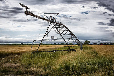 Photograph -  Irrigation by Ricky L Jones