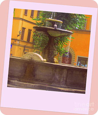 Photograph -  Italy San Spirito by Lyn Vic