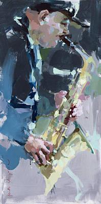 Jazz Original by Renata Domagalska